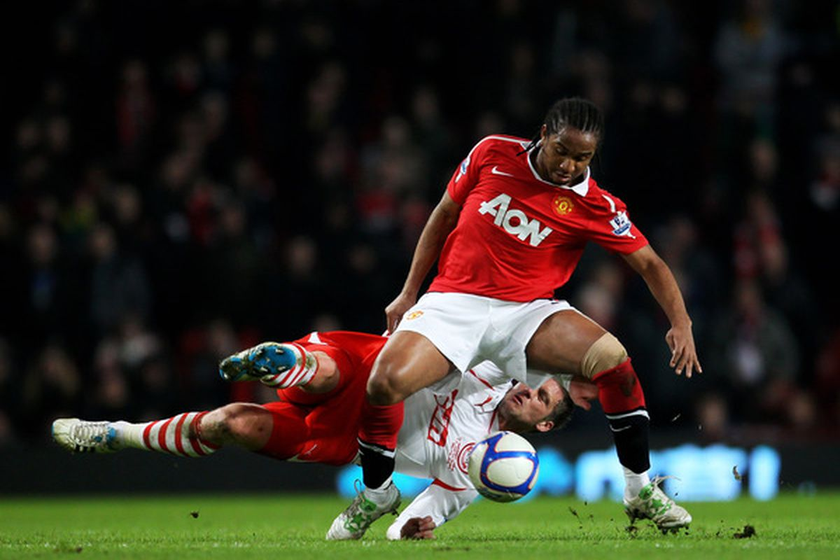 Anderson returned to action during the mid-week for the reserves and bagged a brace.  (Photo by Alex Livesey/Getty Images)