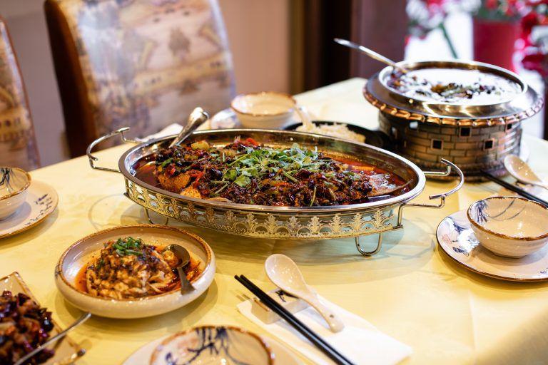 Best restaurants in Chinatown London: Jinli Chinatown