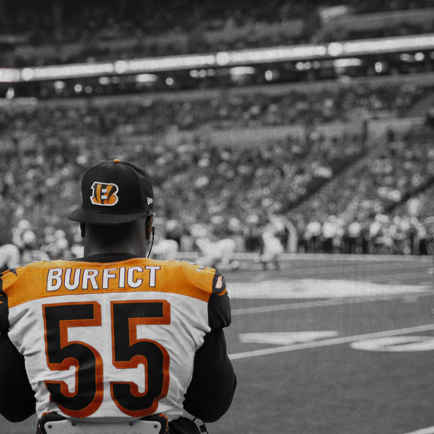 Vontaze Burfict Is Football's Inescapable Past and Future - The Ringer