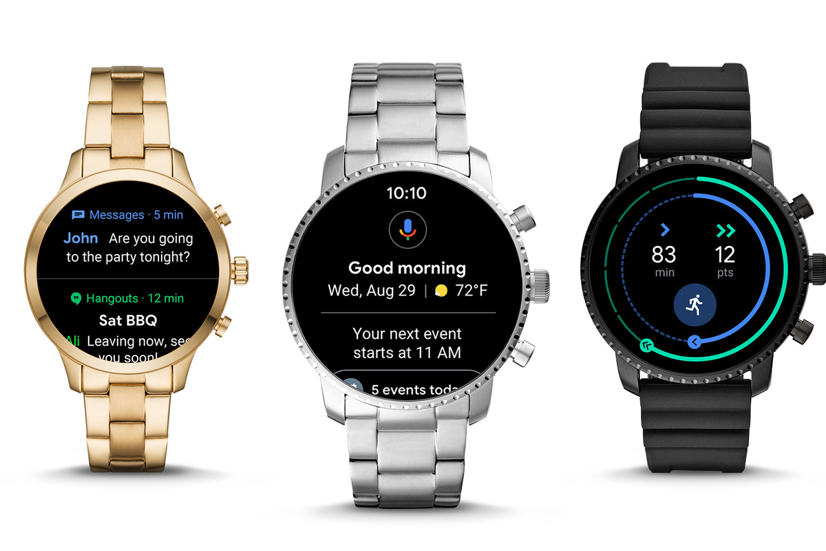 Google is revamping the Wear OS smartwatch user interface