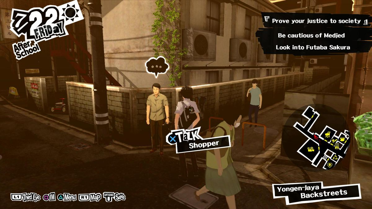 Persona 5 guide: All of July, summer vacation and Futaba