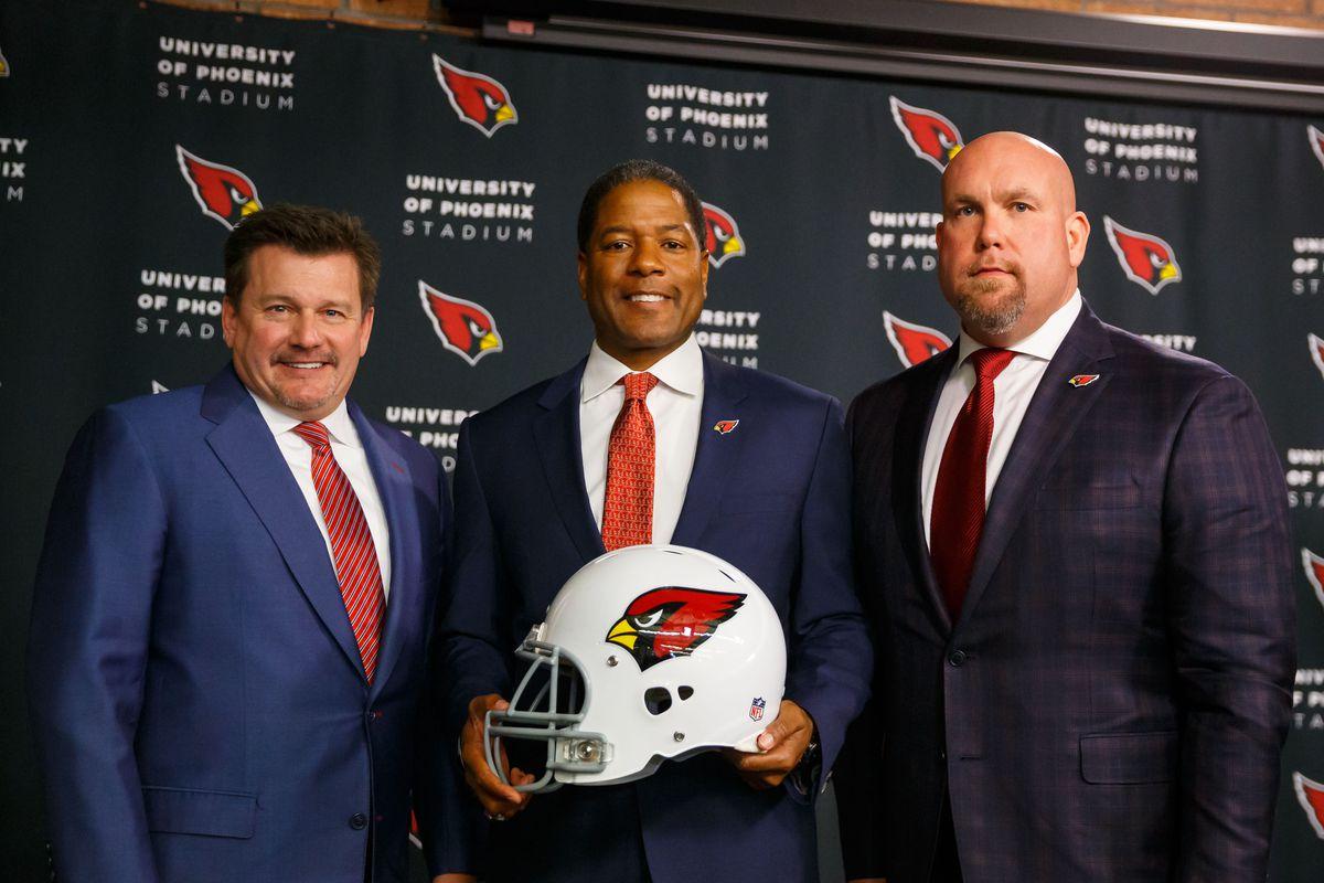 NFL: Arizona Cardinals-Press Conference