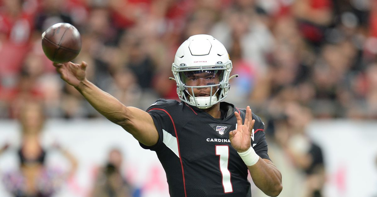 Recap: Arizona Cardinals offense explodes and holds on for a 34-33 win over the Atlanta Falcons