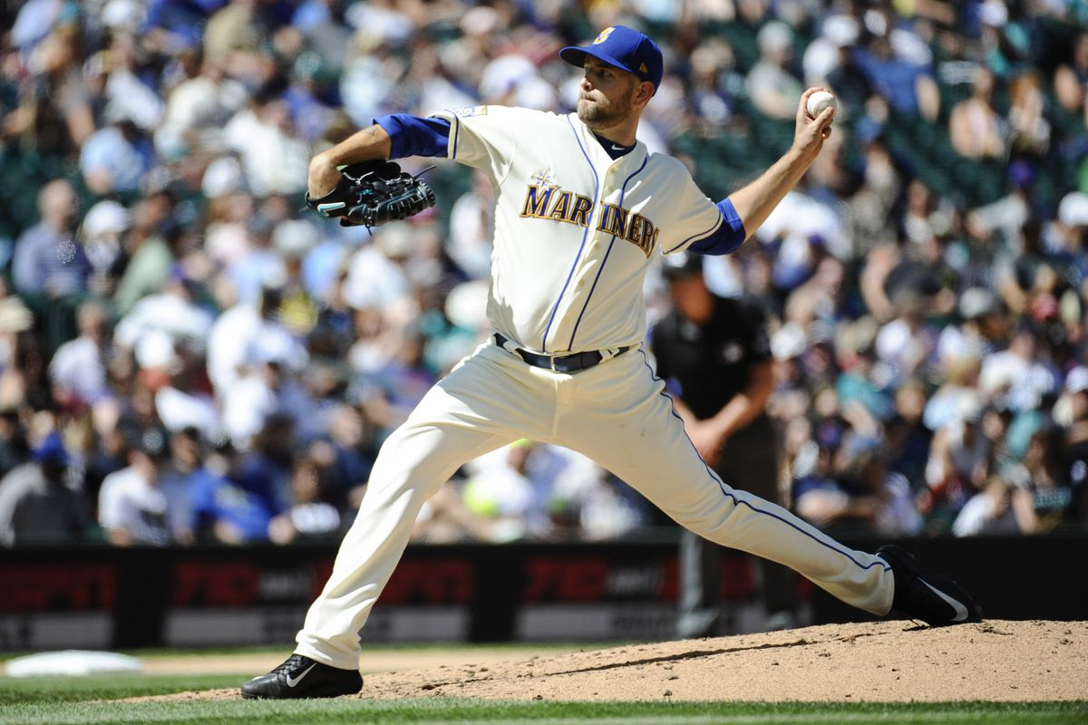 Mariners starter James Paxton is the real deal - Beyond the Box Score