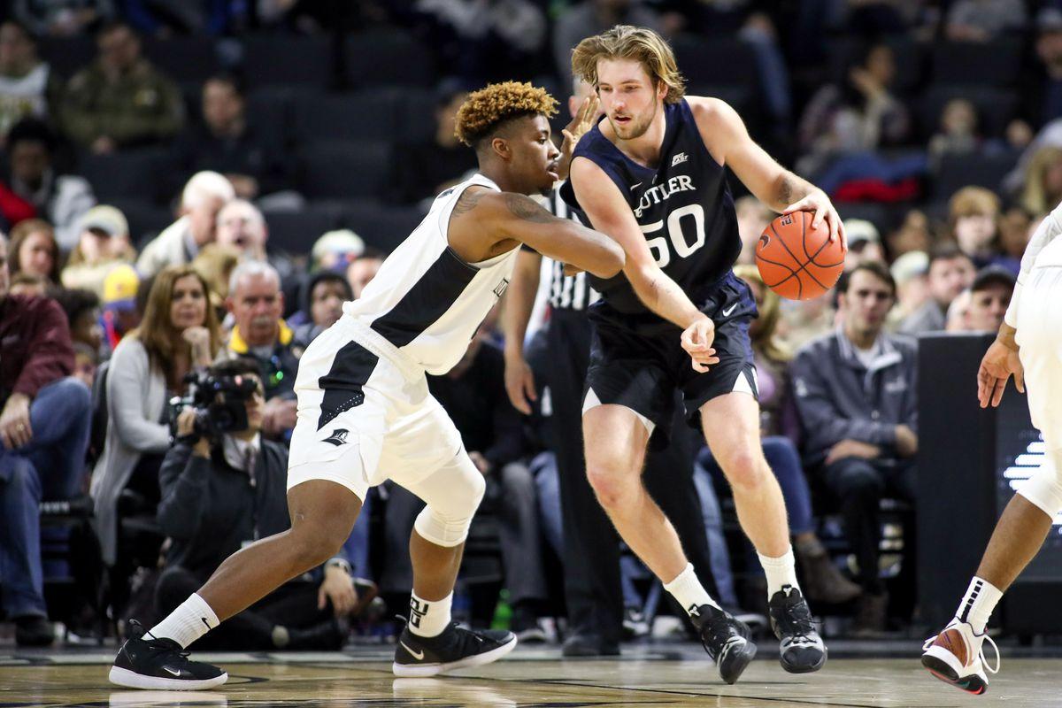 NCAA Basketball: Butler at Providence