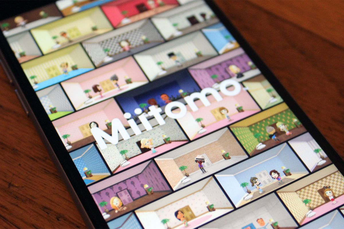 Nintendo Mobile App Miitomo Shutting down Later This Year