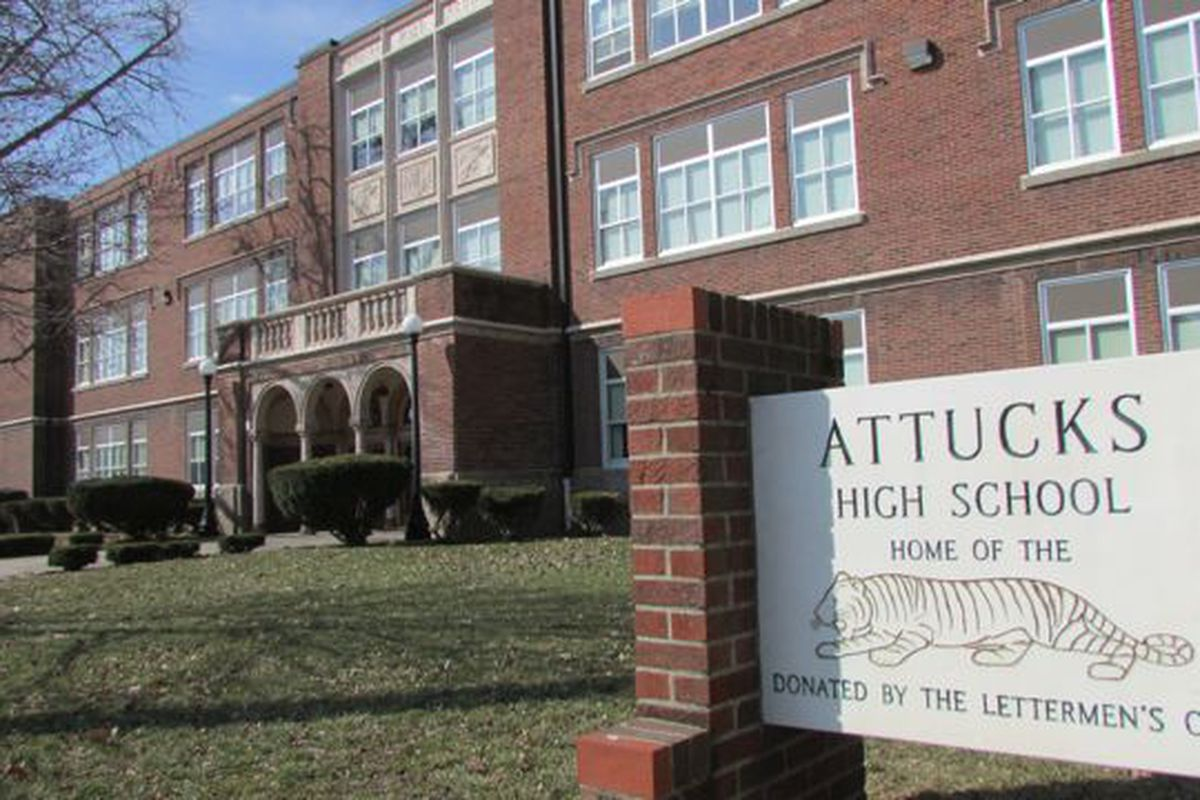 Crispus Attucks was the first all black high school in Indianapolis.