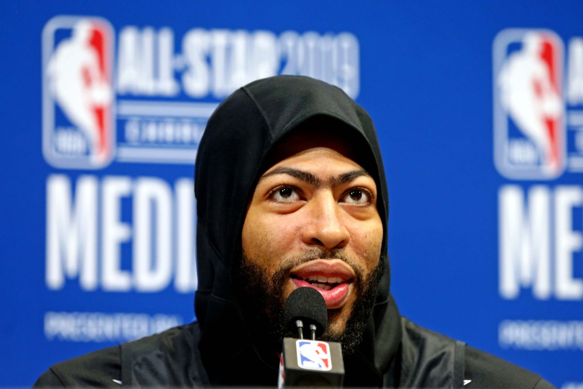 Anthony Davis confirms preferred trade list 7dfe54586