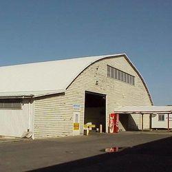 Hangar No. 7 in Brisbane, Australia, July 20, 1999.