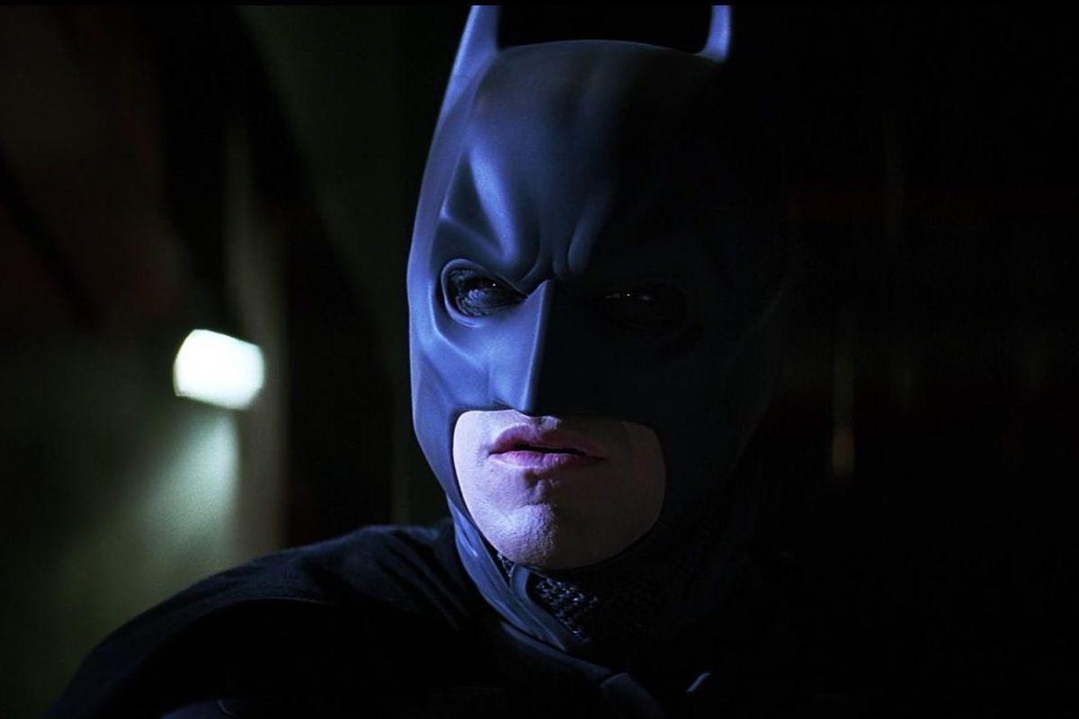 batman voice lego movie