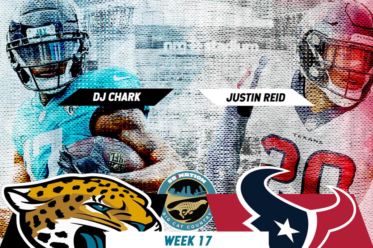 7d2b13b6a Jacksonville Jaguars vs. Houston Texans primer  Key matchups ...