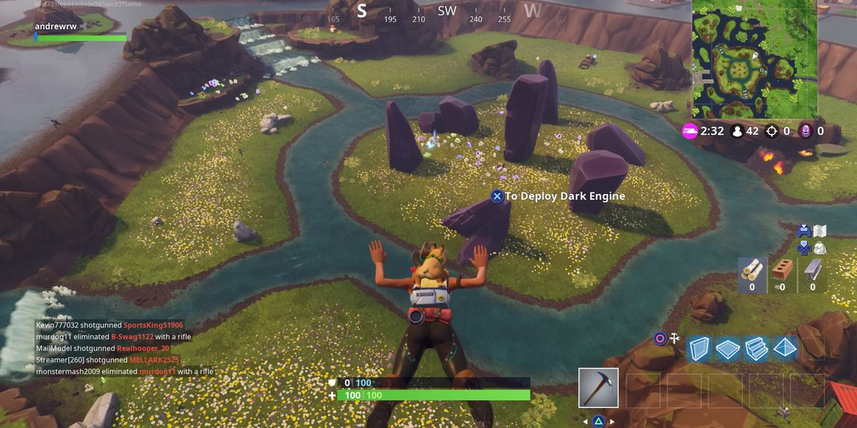Fortnite Vulnerability Let Hackers Take Over Player Accounts The Verge