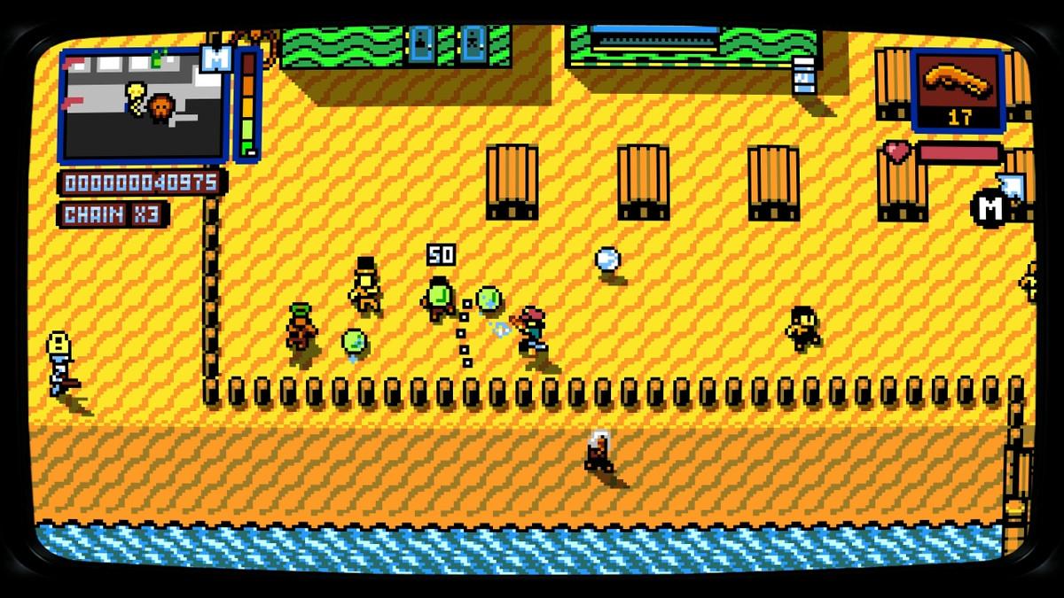 Retro City Rampage: DX - PS4 screenshot 1280