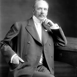 John C. Cutler, 2nd Governor of the State of Utah. 1905 - 1909.
