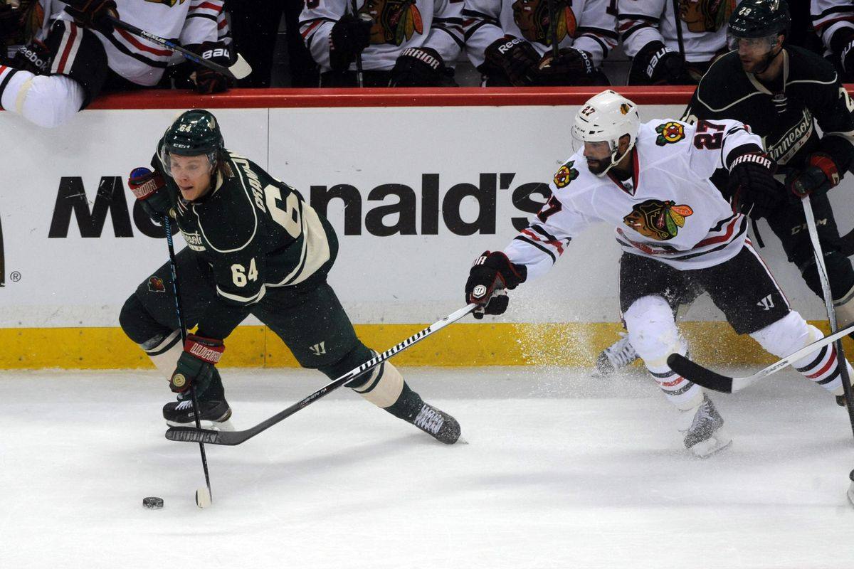 Mikael Granlund vastly underperformed last season. What can he do to turn it around?