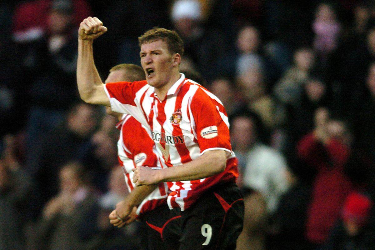 Soccer - Nationwide League Division One - Sunderland v Burnley