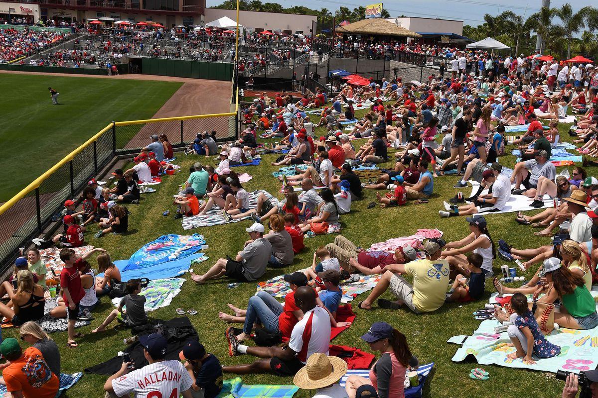 MLB: Spring Training-Baltimore Orioles at Philadelphia Phillies