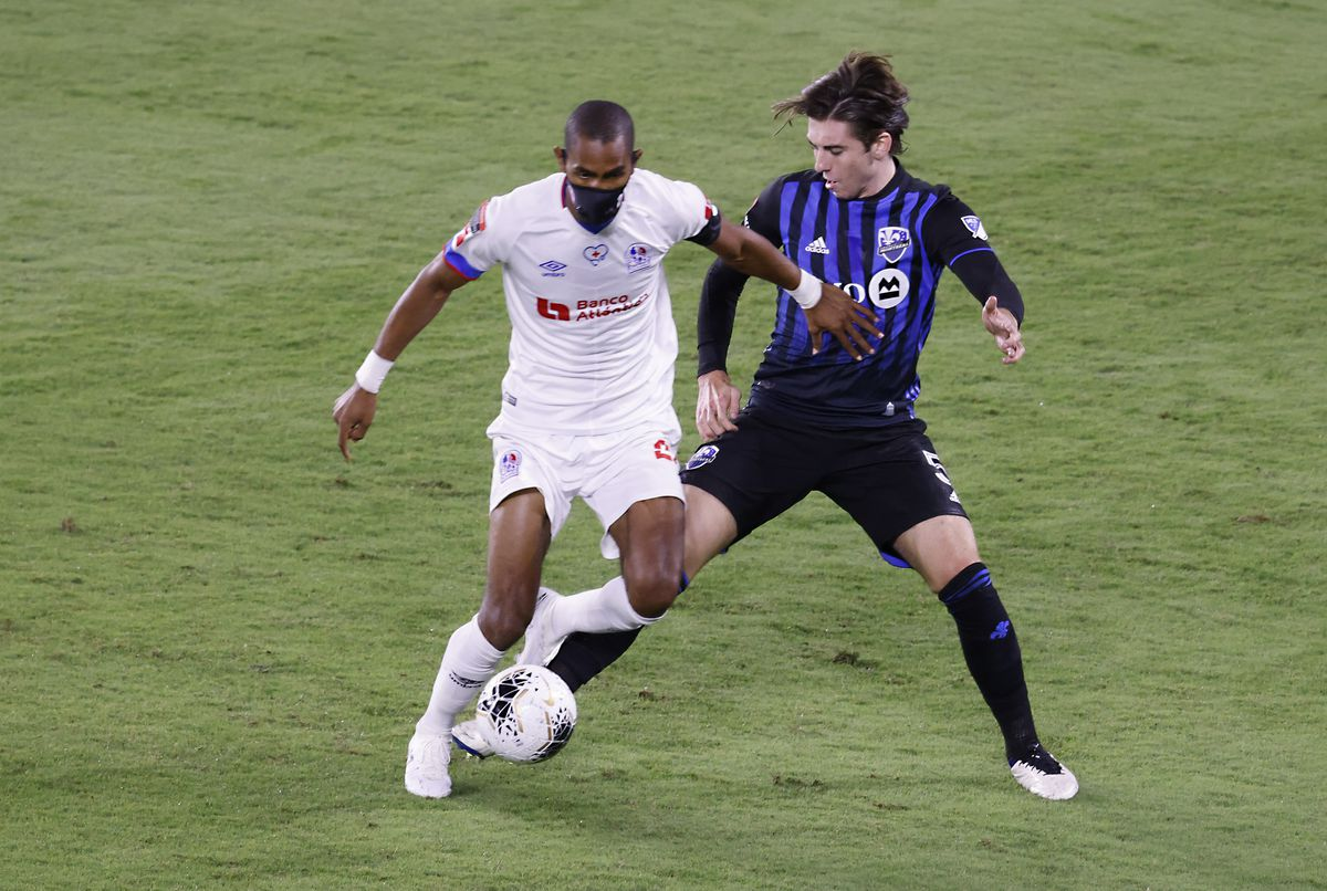 Soccer: 2020 Scotiabank Concacf Champions League - Quarterfinals-Montreal Impact at CD Olimpia
