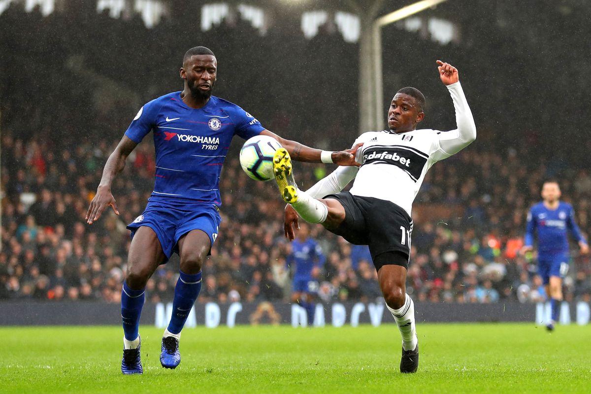 Fulham FC v Chelsea FC - Premier League
