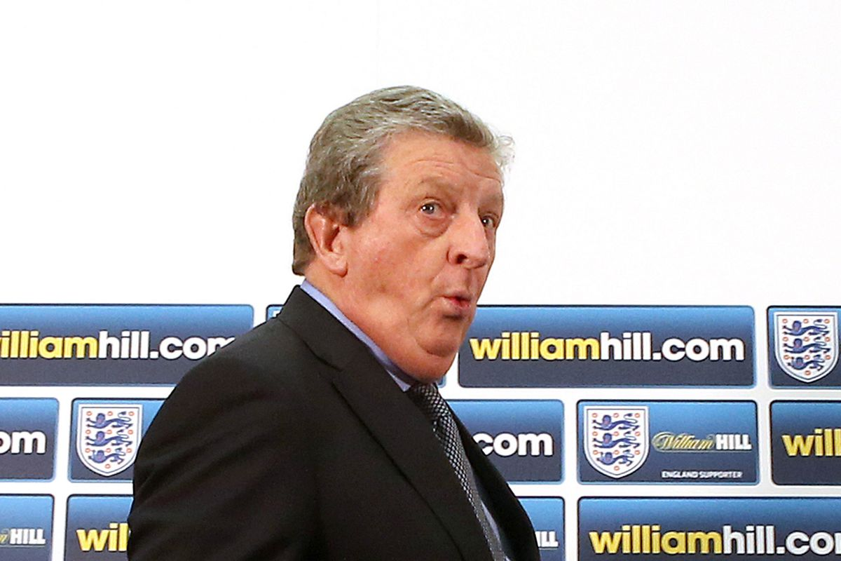 """""""Did I say Tom Cleverley? I meant Tom Huddlestone, whoops."""" Photo credit"""