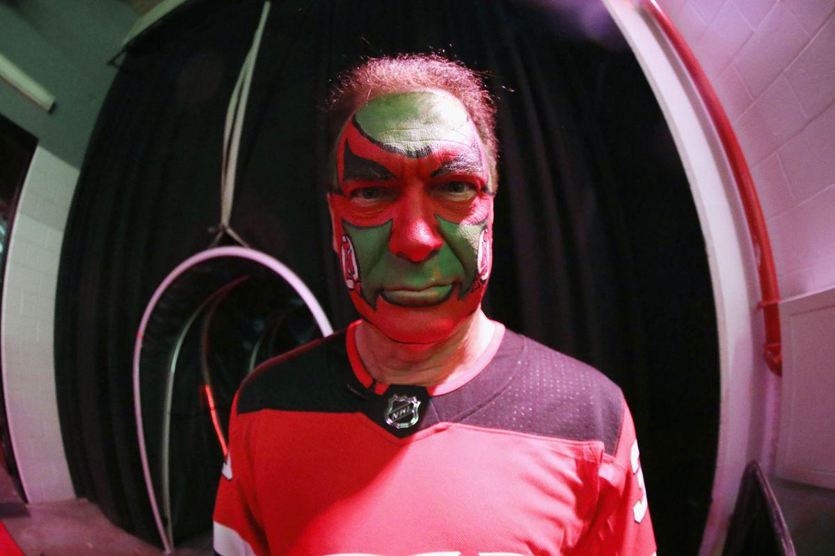 the best attitude acf6c f07c1 Public Skate: Bruins vs. Devils - Stanley Cup of Chowder
