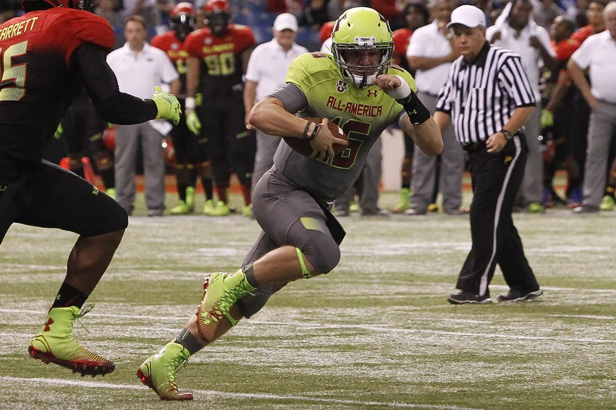 Football Recruiting Under Armour Game Roster Espn ...