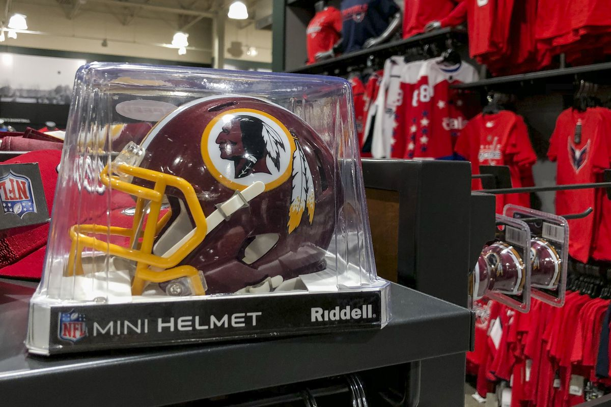 Amid Social And Corporate Pressure, Washington Redskins Consider Name Change