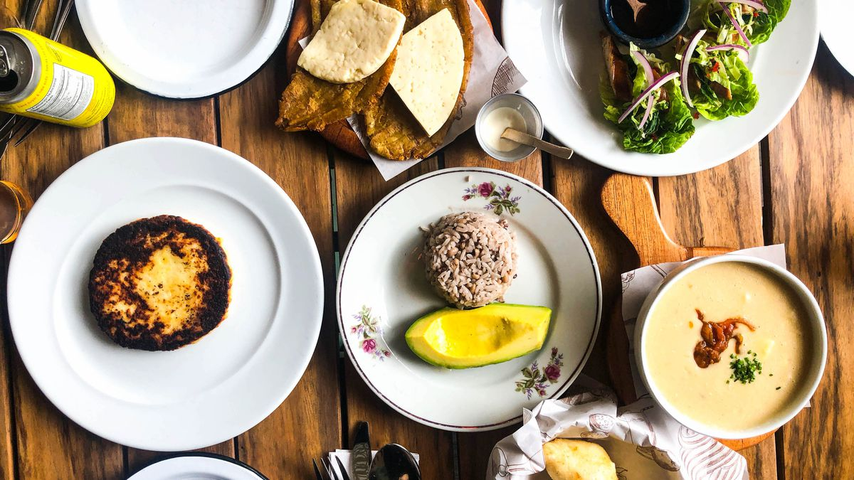 What Is Colombian Food Eater