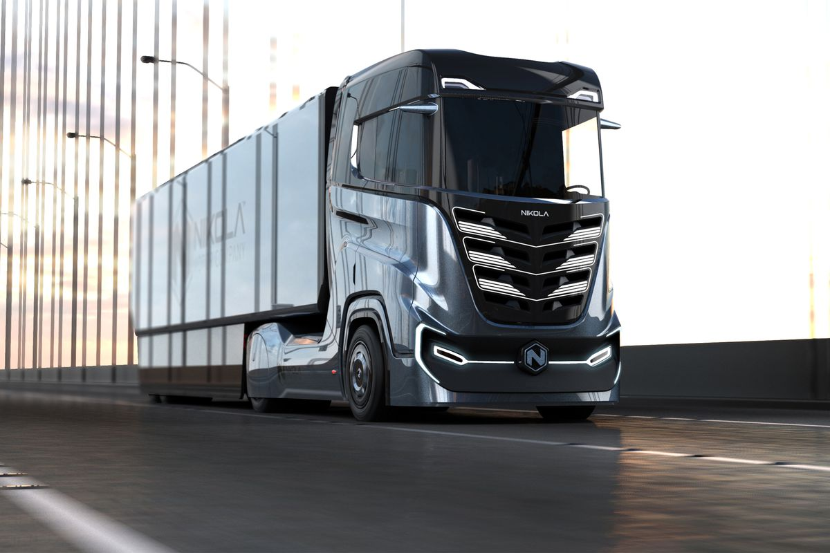 Nikola Teases A Third Generation Hydrogen Semi Truck For Europe And Asia