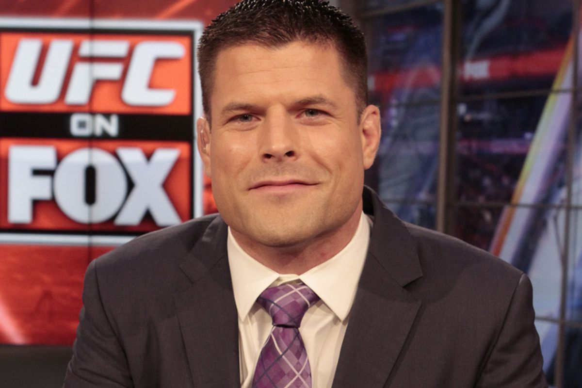 Joe Rogan Reddit >> Brian Stann: I would love to be new UFC commentator, but ...