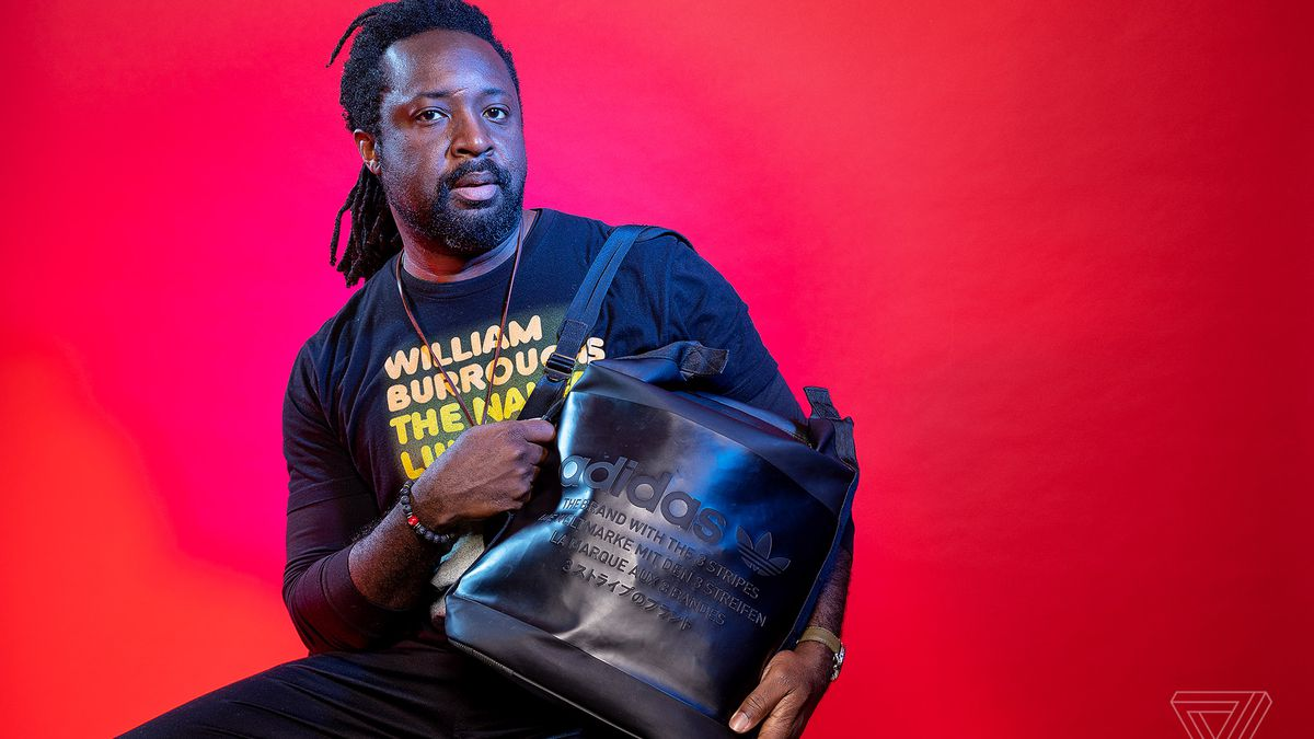 Marlon James: what's in your bag? What's in your bag, Marlon James
