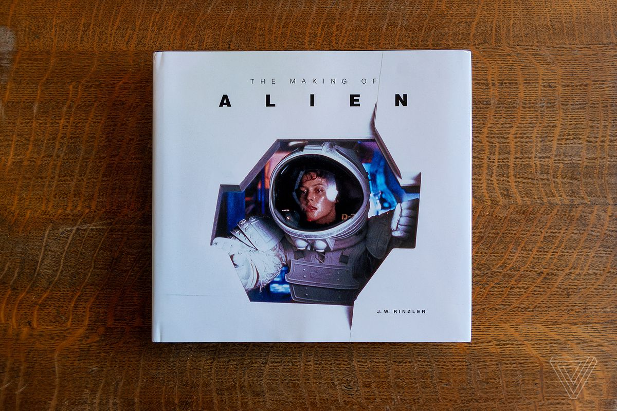 J W  Rinzler's The Making of Alien is the definitive story of the
