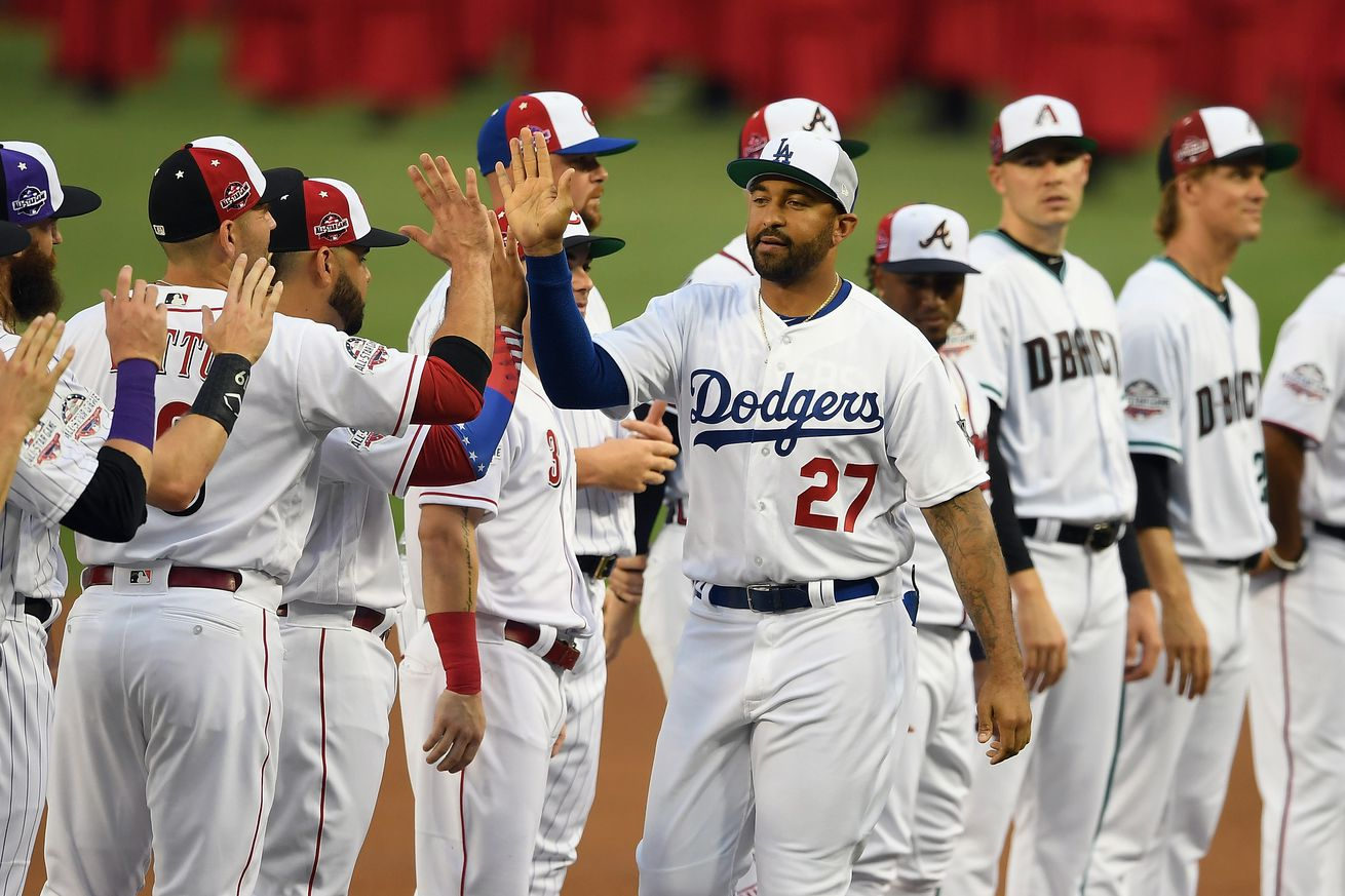 Who's paying for Matt Kemp to be awesome?