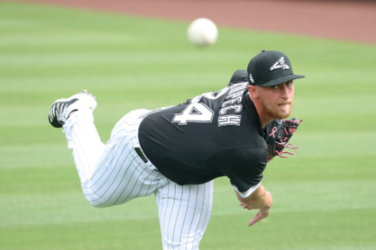 White Sox right-hander Michael Kopech hasn't pitched in the majors since 2018 because of Tommy John surgery and his decision to opt out of last season.