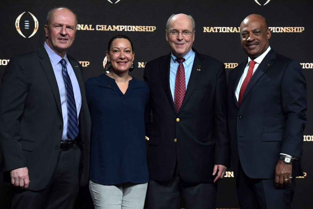 NCAA Football: College Football Playoff National Championship-Host Committee Press Conference