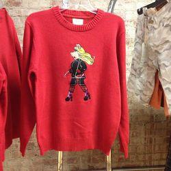 Men's Muppets sweater, $60
