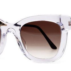 "Transparent: <b>Thierry Lasry</b> Sexxxy Sunglasses, <a href=""http://shop.dagnyandbarstow.com/collections/sunglasses/products/thierry-lasry-sexxxy-sunglasses"">$435</a> at Dagny + Barstow"