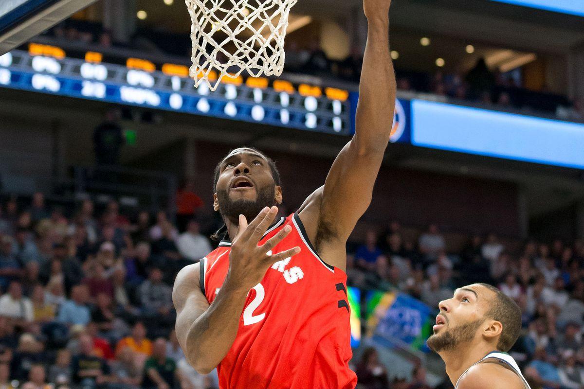 04b27742313 2018-19 Toronto Raptors Player Preview  Kawhi Leonard - Raptors HQ