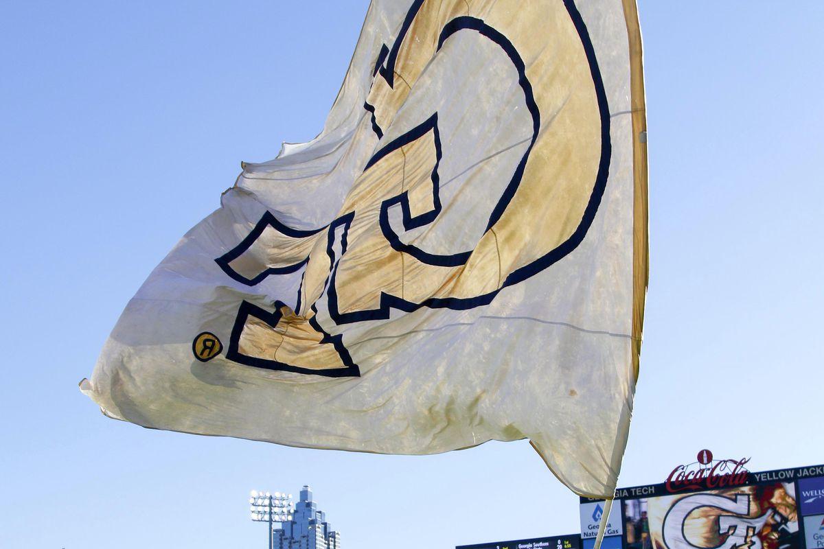 NCAA Football: Virginia at Georgia Tech