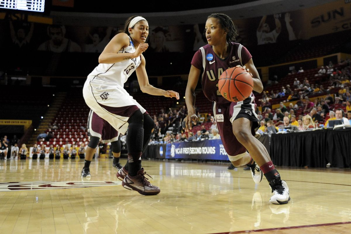 Chelsea Jennings and the Ags BTHO OU on Sunday. They look for revenge vs UALR on Tuesday at Noon