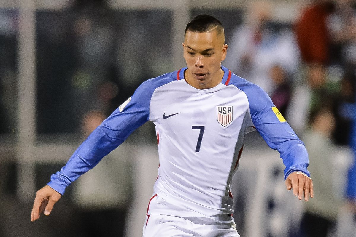 Bobby Wood's goal turned out to be the game winner.
