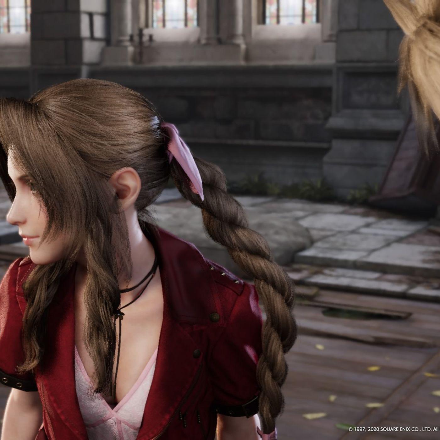 Does Final Fantasy Vii Remake S Bizarro Ending Work The Verge