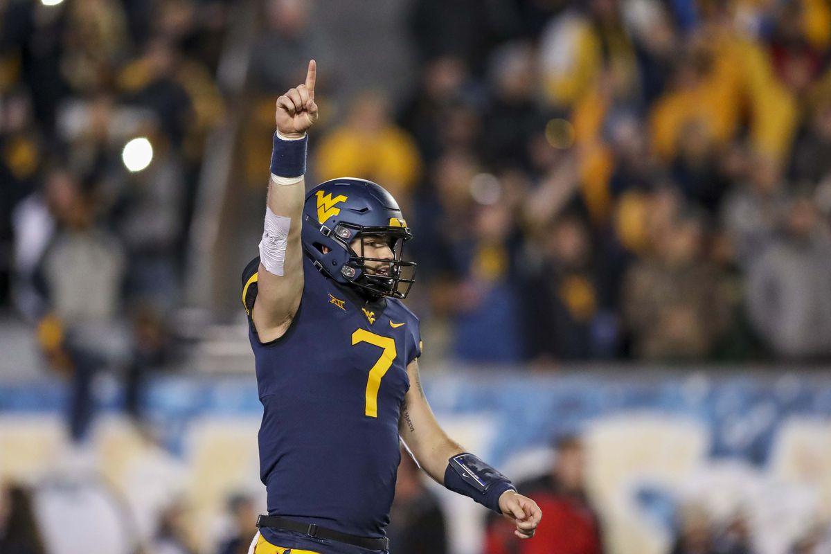 NCAA Football: Baylor at West Virginia