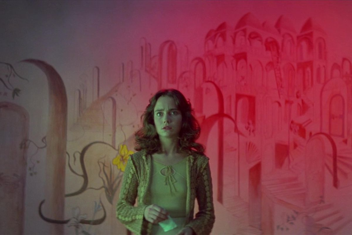 421863f6a3d2 Suspiria's aesthetic: how the color red becomes a plot point - Vox