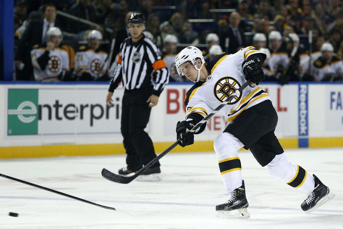 The Bruins will be looking for a lot from Zach Trotman this season