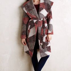 """<b>Plenty by Tracy Reese</b> coat, <a href=""""http://www.anthropologie.com/anthro/product/shopsale-coats/4133204590013.jsp#/"""">$114</a> (from $348)"""