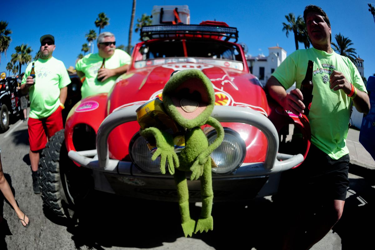 Motorsports: NORRA Mexican 1000
