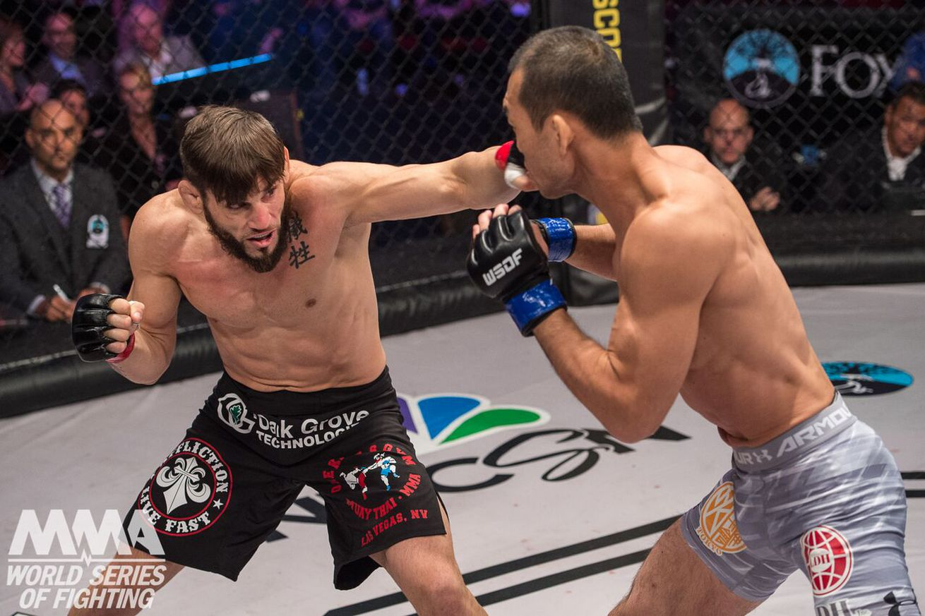 Jon Fitch vs. Brian Foster headlines inaugural Professional Fighters League event