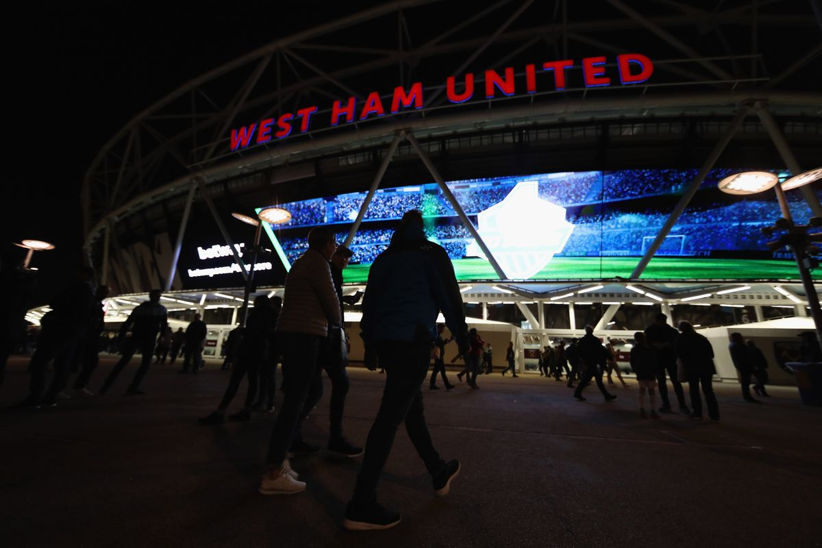 West Ham United v Brighton and Hove Albion - Premier League