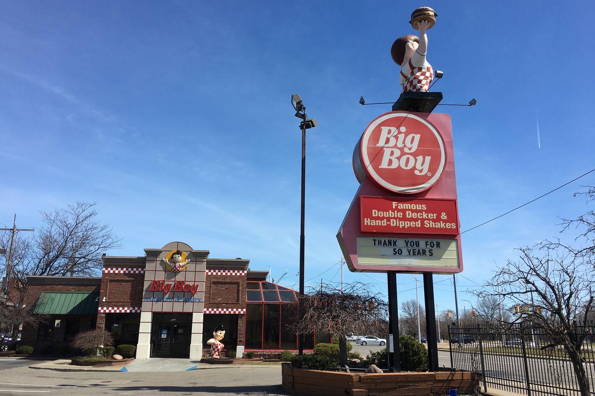 big boy on East Jefferson